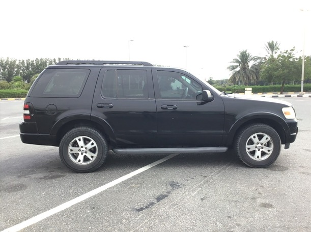 Used 2009 Ford Explorer for sale in sharjah