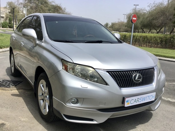 Used 2011 Lexus RX350 for sale in abudhabi