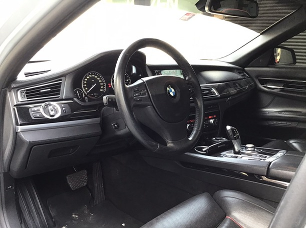 Used 2012 BMW 740 for sale in dubai