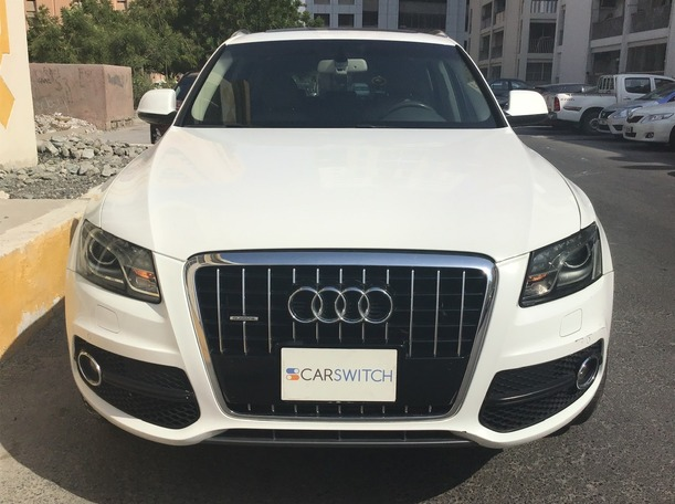 Used 2010 Audi Q5 for sale in sharjah