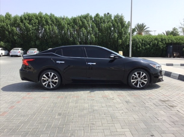 Used 2016 Nissan Maxima for sale in sharjah