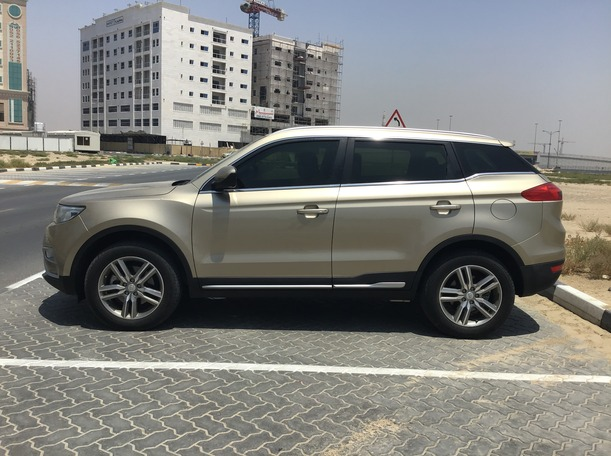 Used 2018 Geely Emgrand X7 for sale in sharjah