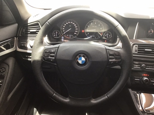 Used 2016 BMW 520 for sale in dubai