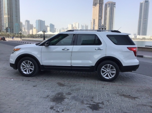 Used 2013 Ford Explorer for sale in sharjah