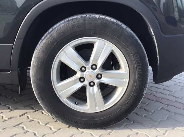 Used 2016 Chevrolet Trax for sale in sharjah