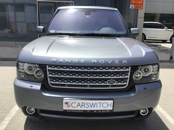 Used 2012 Range Rover Autobiography for sale in dubai