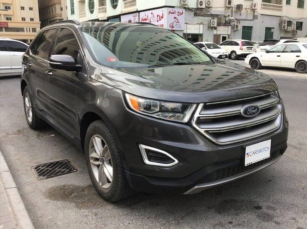 Used 2017 Ford Edge for sale in sharjah