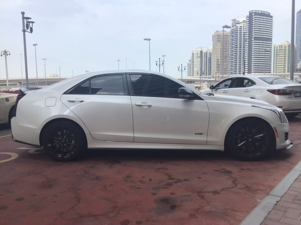 Used 2017 Cadillac ATS for sale in dubai
