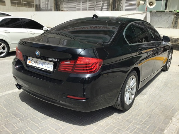 Used 2016 BMW 520 for sale in sharjah