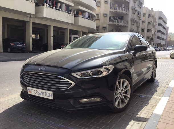 Used 2017 Ford Fusion for sale in dubai