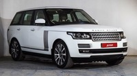 Used 2015 Range Rover Vogue for sale in dubai