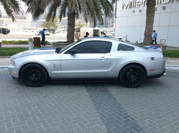 Used 2012 Ford Mustang for sale in dubai