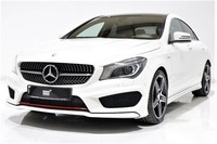 Used 2015 Mercedes CLA250 for sale in dubai