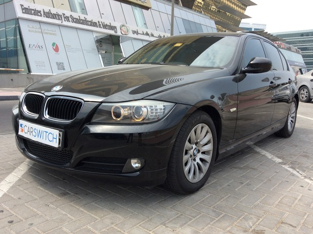 Used 2009 bmw 3 Series for sale in dubai
