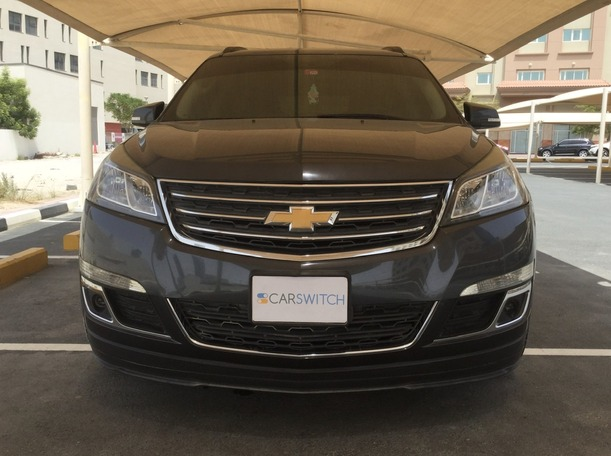 Used 2013 Chevrolet Traverse for sale in dubai