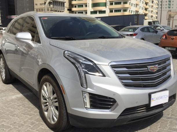 Used 2017 Cadillac XT5 for sale in sharjah