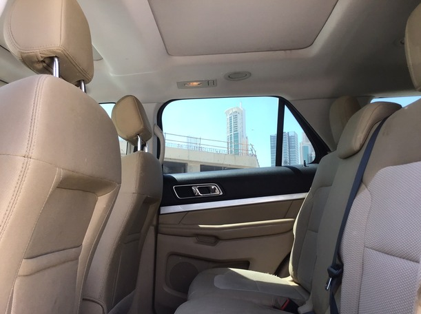 Used 2016 Ford Explorer for sale in abudhabi