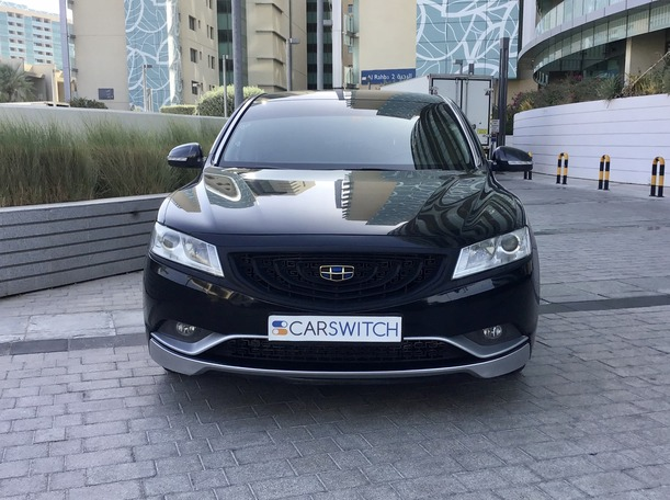 Used 2016 Geely Emgrand GT for sale in abudhabi