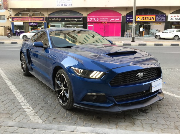 Buy Ford Mustang: AED 45,000 - 16,500Miles, 2017 | CarSwitch
