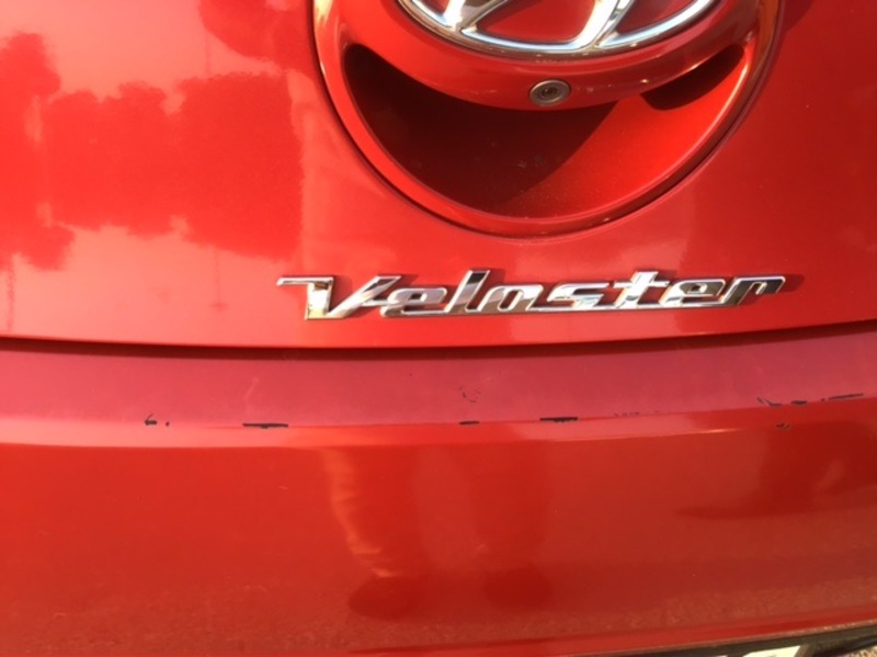 Used 2014 Hyundai Veloster for sale in abudhabi
