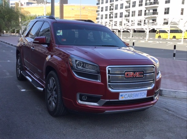 Used 2014 Gmc Acadia for sale in dubai