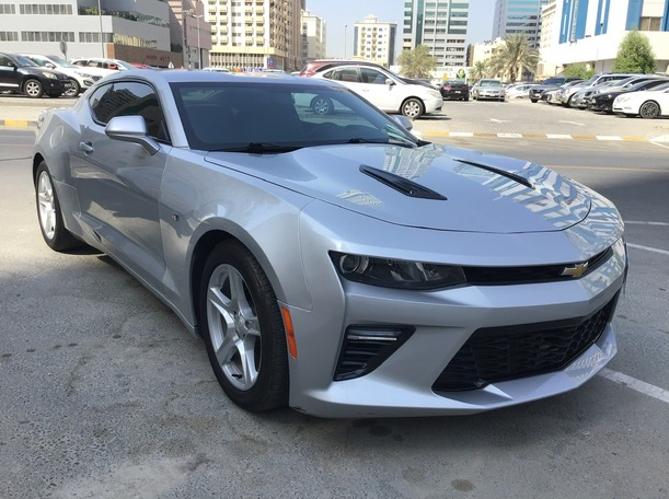 Used 2017 Chevrolet Camaro for sale in sharjah