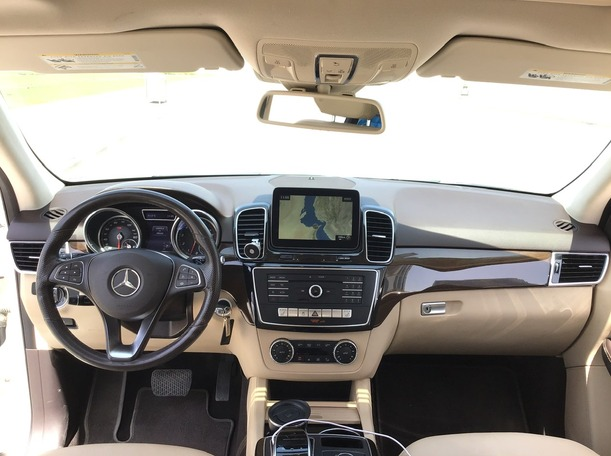Used 2017 Mercedes GLE350 for sale in sharjah
