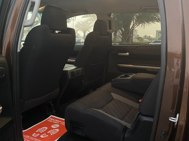 Used 2017 Toyota Tundra for sale in sharjah
