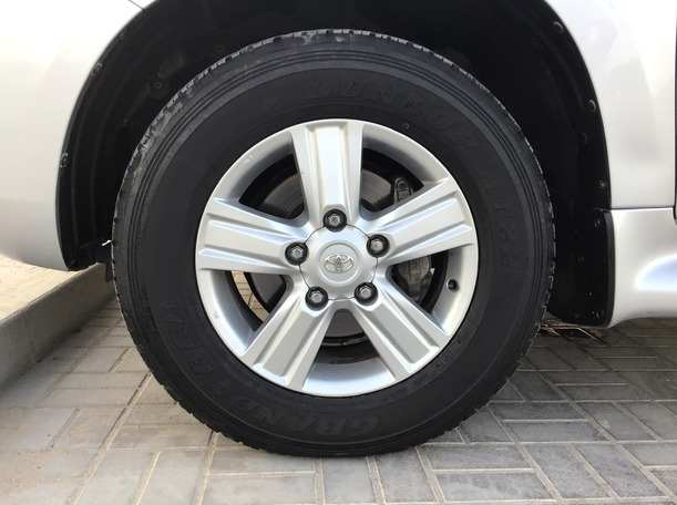 Used 2014 Toyota Land Cruiser for sale in sharjah