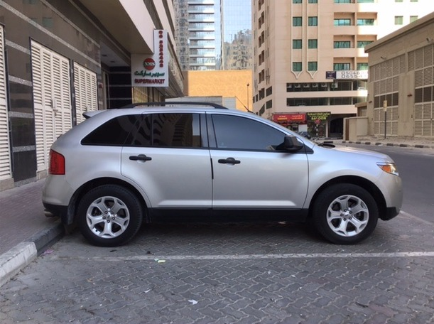 Used 2013 Ford Edge for sale in sharjah
