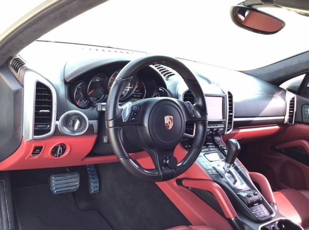 Used 2014 Porsche Cayenne GTS for sale in sharjah