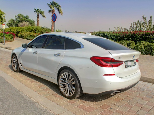 Used 2018 BMW 640 for sale in dubai