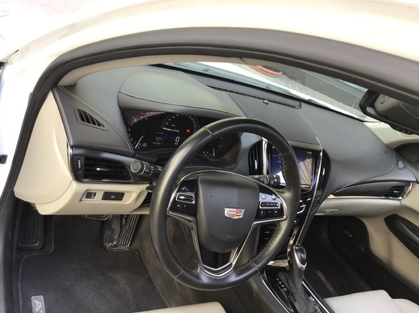 Used 2015 Cadillac ATS for sale in sharjah