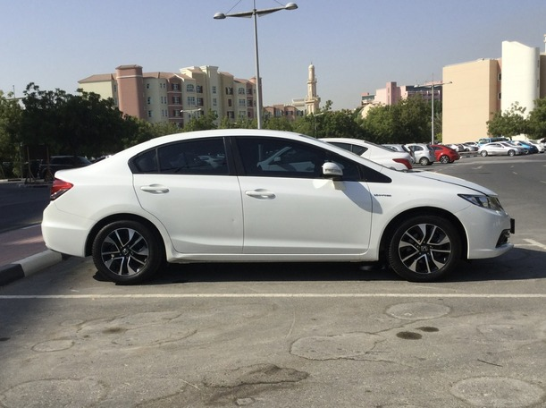 Used 2014 Honda Civic for sale in dubai