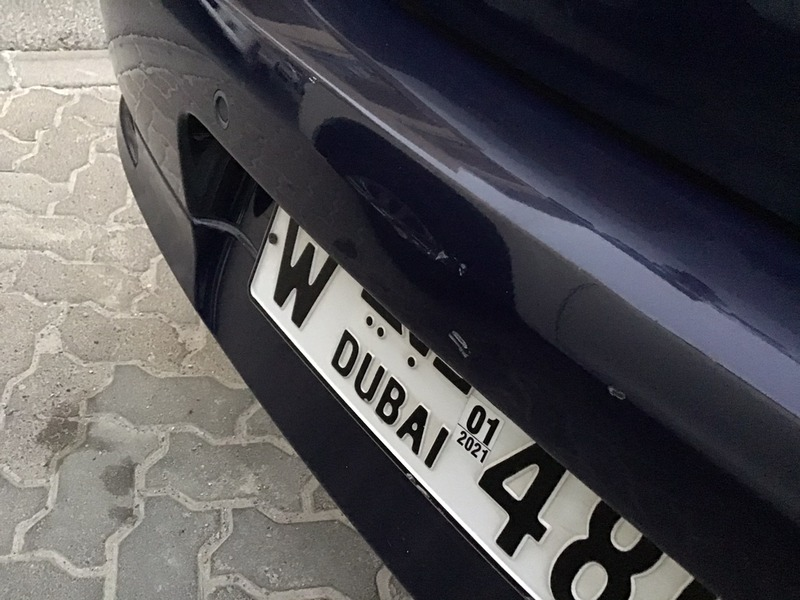 Used 2016 Renault Symbol for sale in dubai