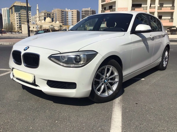 Used 2014 BMW 116 for sale in dubai