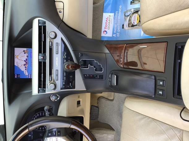 Used 2014 Lexus RX350 for sale in sharjah