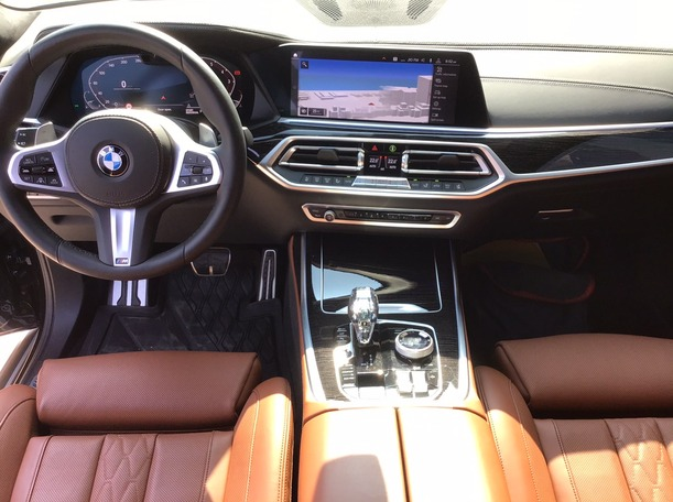 Used 2019 BMW X7 for sale in dubai