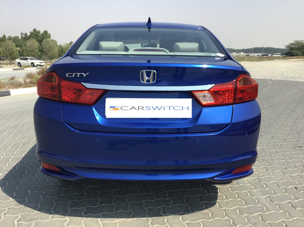 Used 2017 Honda City for sale in sharjah