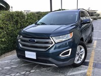 Used 2016 Ford Edge for sale in abudhabi
