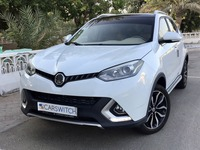 Used 2017 MG GS for sale in abudhabi