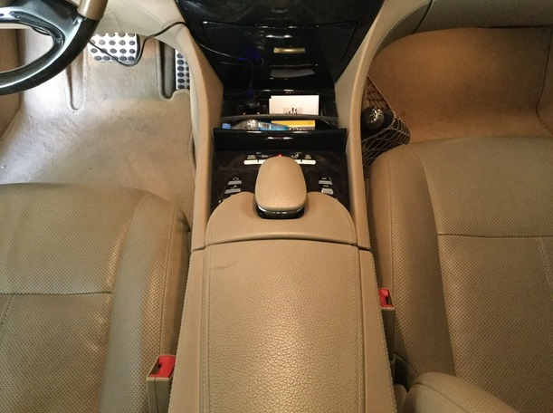 Used 2011 Mercedes CL500 for sale in dubai
