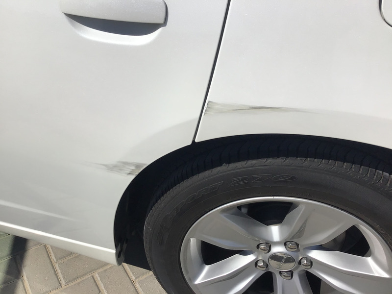 Used 2016 Dodge Charger for sale in dubai