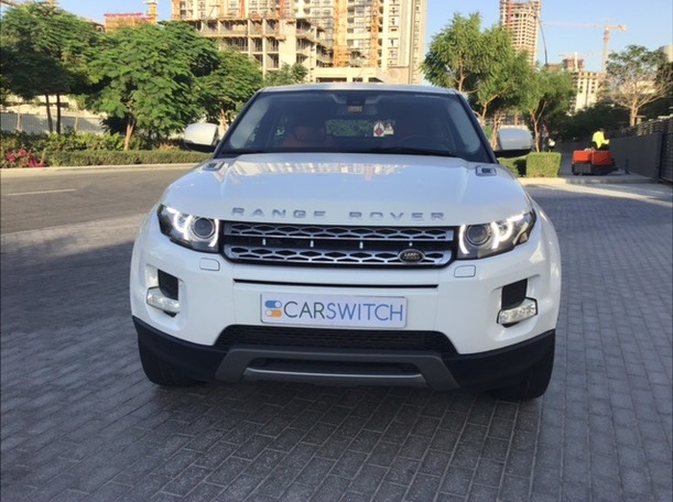 Used 2013 Range Rover Evoque for sale in dubai