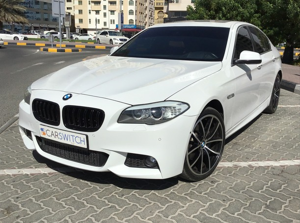 Used 2013 BMW 530 for sale in sharjah