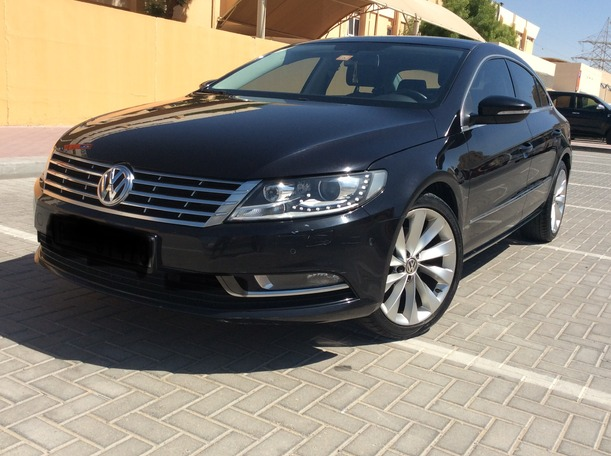 Used 2015 Volkswagen CC for sale in sharjah