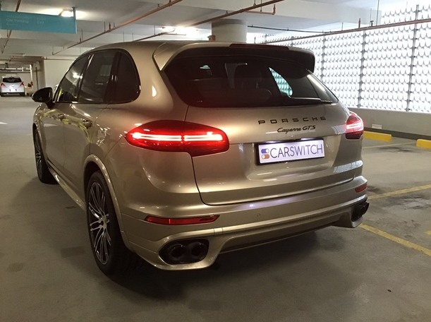 Used 2016 Porsche Cayenne GTS for sale in abudhabi