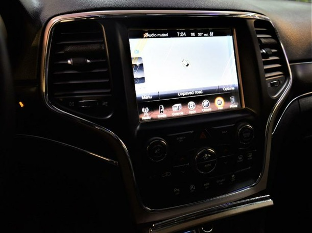 Used 2017 Jeep Grand Cherokee for sale in sharjah