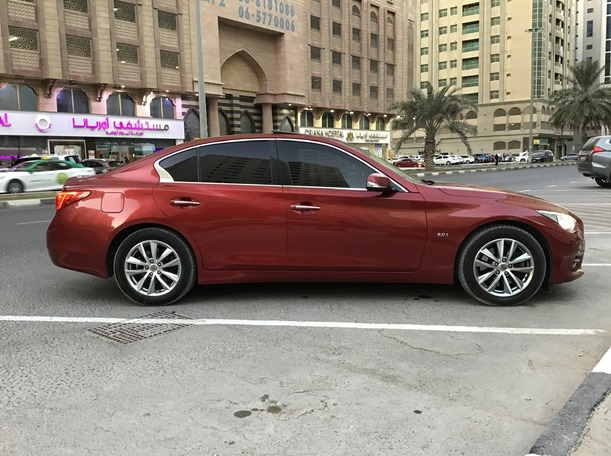 Used 2016 Infiniti Q50 for sale in sharjah