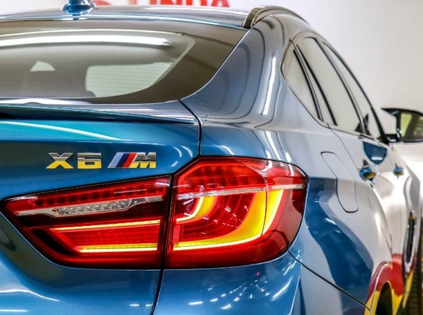Used 2015 BMW X6 M for sale in dubai